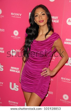 Nicole Scherzinger at the US Weekly Hot Hollywood Party, Drai's, Hollywood, CA. 04-23-10 - stock photo