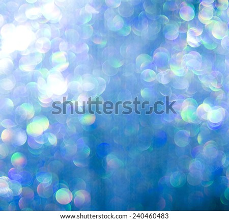 night lights - stock photo