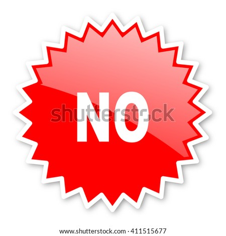 no red tag, sticker, label, star, stamp, banner, advertising, badge, emblem, web icon - stock photo