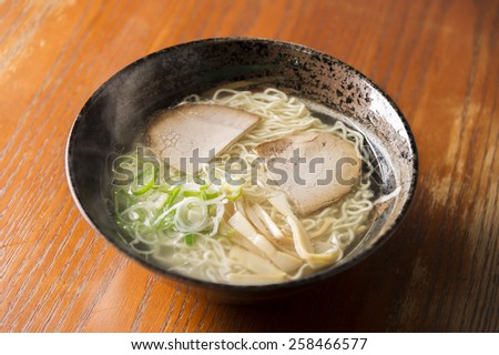 Noodles - stock photo
