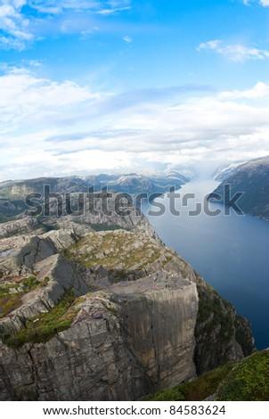 Norway - stock photo