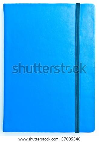 notebook background - stock photo