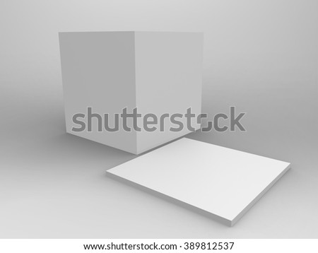 Notepad Holder & Notes 3D Render is a professional 3D render that can be used for various marketing campaigns, as well as brand marketing. - stock photo
