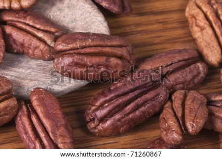 Nuts - stock photo