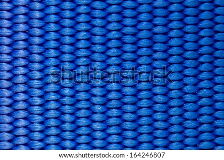 Nylon super macro texture pattern background - stock photo