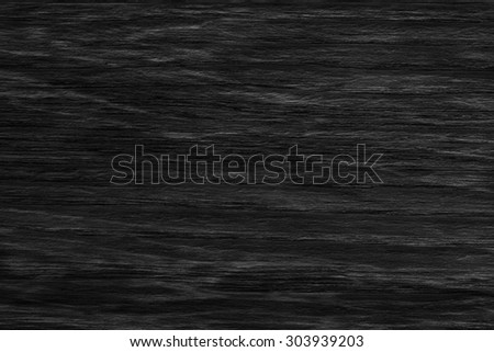 Oak Wood Bleached and Stained Charcoal Black Grunge Texture Sample. - stock photo