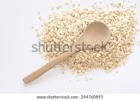 oat - stock photo
