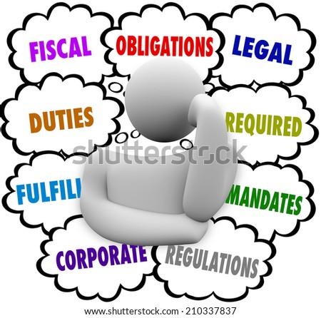 attorney responsibilities