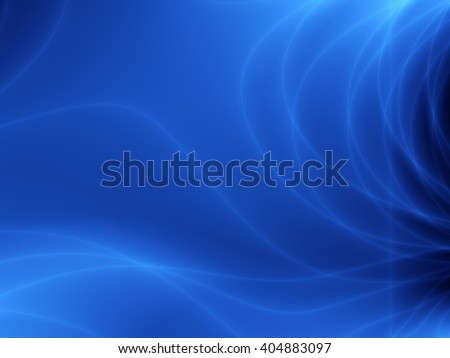 Ocean wave abstract blue vector background - stock photo