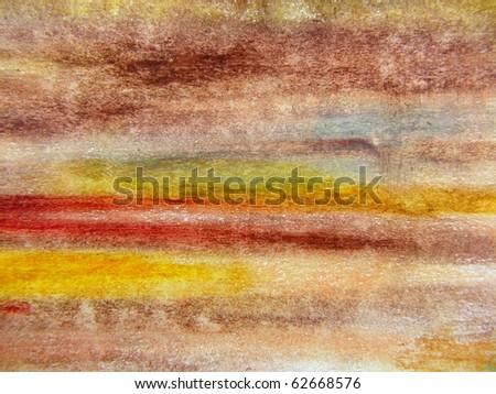 Oil Pastel Background 2 - stock photo