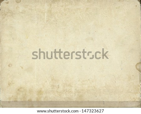 old abstract grunge paper background  - stock photo