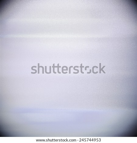 old analog television or monitor display screen as vintage background metallic grid texture pattern and vignette - stock photo