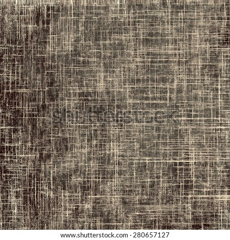 Old background or texture. With different color patterns: brown; gray; black - stock photo