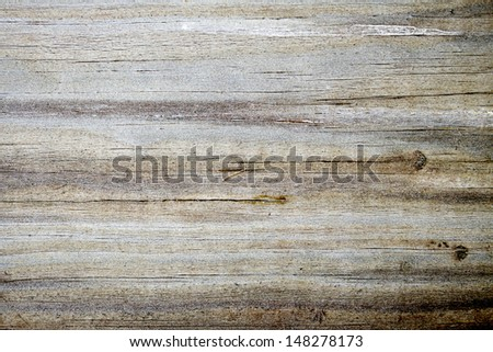 old barn wood board - stock photo