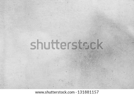 Old blank paper texture or background. - stock photo