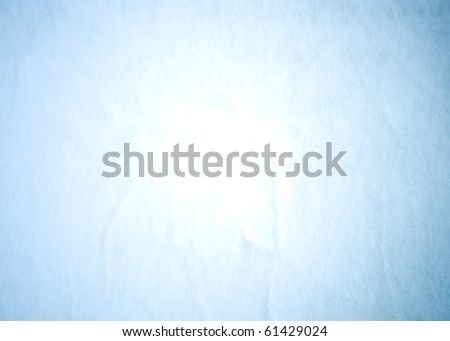 old blue paper background - stock photo