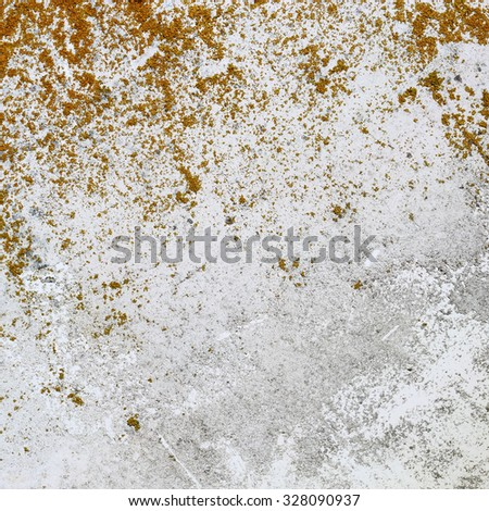 Old boat white hull background texture - stock photo