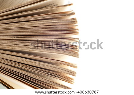 old book. seamless texture of book pages. Vintage old books. Books and reading are essential for self improvement, gaining knowledge and success in our careers, business and personal lives. - stock photo