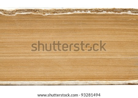 old book texture - stock photo