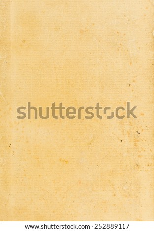Old brown aged rustic paper texture background - stock photo