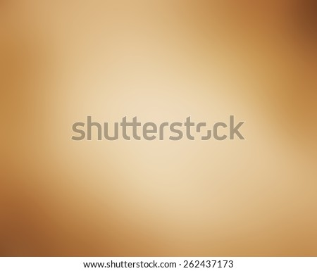 old brown paper background with dark brown blurred corner border design, earthy country western color design - stock photo