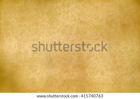 old brown paper - illustration based on own photo image - stock photo