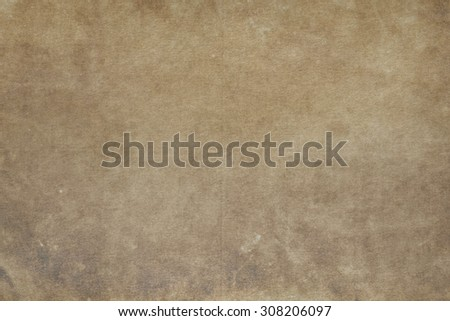 Old brown paper. Vintage paper background for text - stock photo