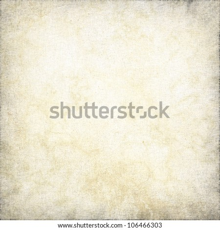 old canvas texture as grunge background - stock photo