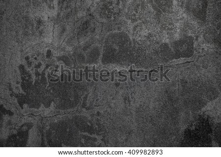 Old cement wall concrete backgrounds textured - stock photo