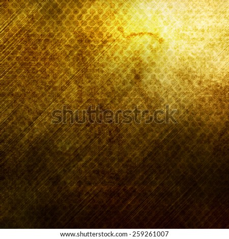 Old damaged rusty metal grid background        - stock photo