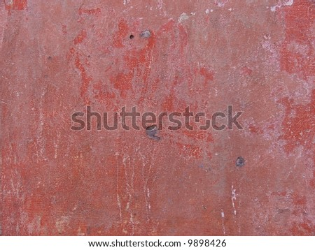 Old damaged wall texture background - stock photo