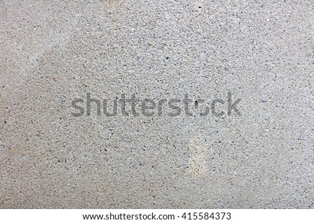 Old grey concrete wall background texture - stock photo