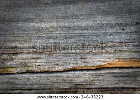 Old grey wood plank background, hdr rendering - stock photo