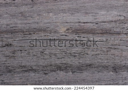 Old grey wooden background - stock photo