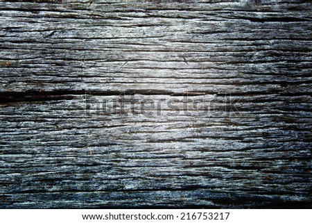 old, grunge background texture dark edged - stock photo