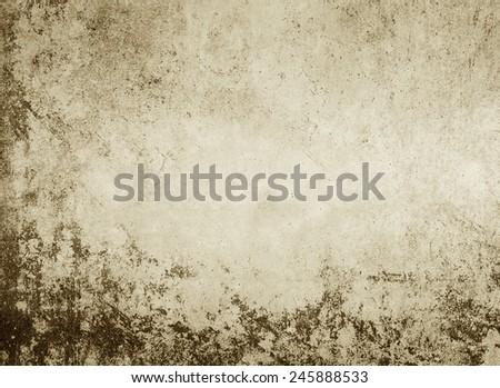 Old grunge texture, background. - stock photo