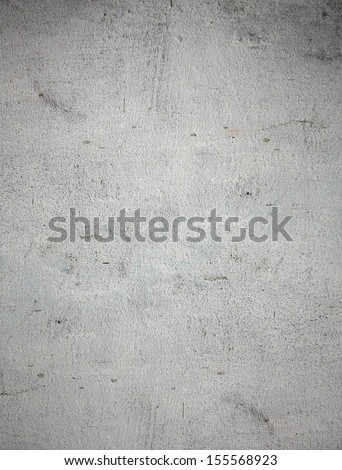 Old grunge wall - stock photo