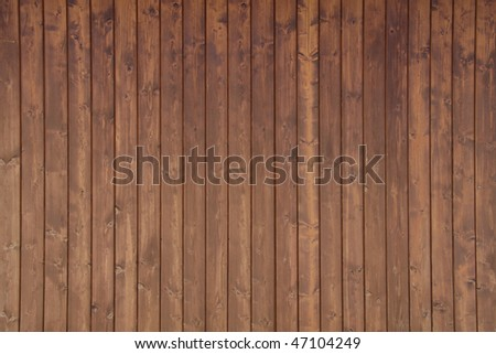 old, grunge wood panels - stock photo