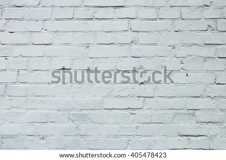 Old grungy gray brick wall texture Background  - stock photo
