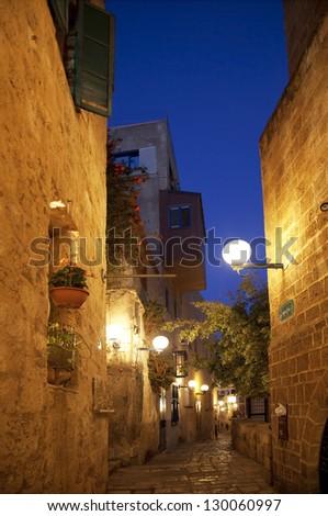 Old Jaffa. Tel Aviv - stock photo
