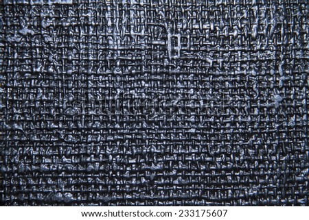 Old leather lace background. - stock photo