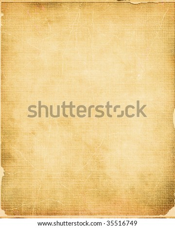 Old Light Paper, See Similar - stock photo