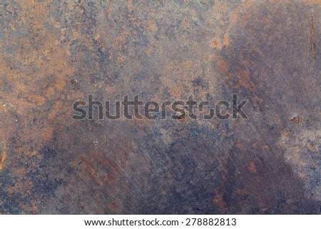 Old metal texture grunge background - stock photo