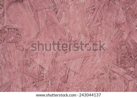 Old orange plywood. Texture, natural background - stock photo