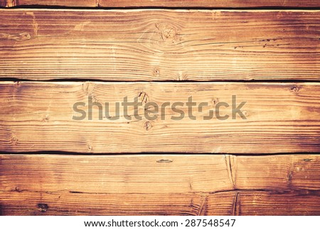 Old painted wood wall - texture or background - stock photo