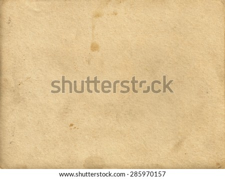 Old paper background.old brown photo. Retro style. Old paper texture - stock photo