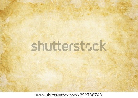 old  paper background or texture  - stock photo