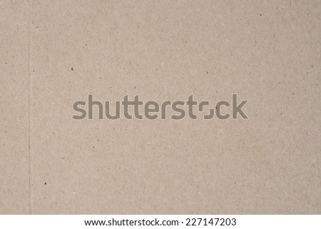 old paper cardboard texture or background - stock photo