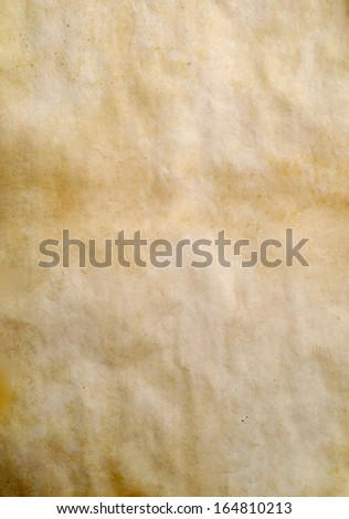 old paper for background - stock photo