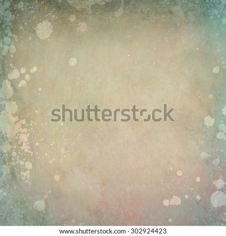 old paper texture or background with water stains  - stock photo